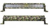 Led Bar 300W 30x10W Grön Camo