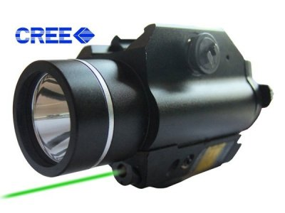Green Laser/Tactical Light Combo