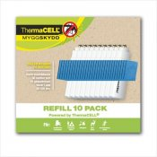 Refill 10-pack. Passar alla ThermaCELL® Myggskydd.