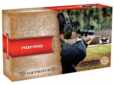 Norma Jaktmatch 8x57IS (JS)